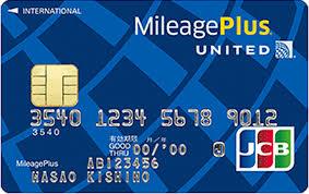 MileagePlusJCBカード